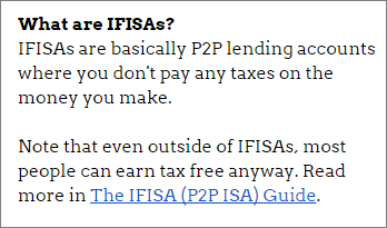 Read The IFISA Guide