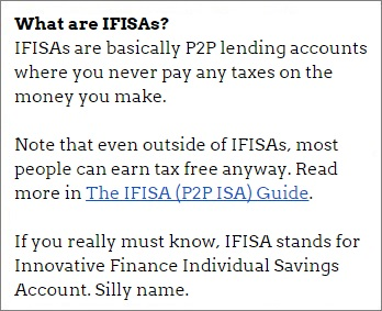 What Are IFISAs? Read the Guide