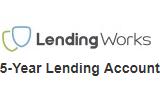 Lending Works 5-Year Lending Account